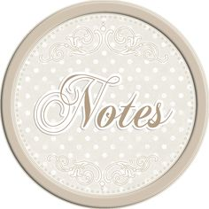 51. Notes