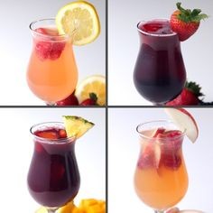 This Peach Rosé Sangria is an easy to make summer cocktail that's perfect for a party or sipping on the patio on a hot day! Sangria Recipes, Cocktail Recipes, Smoothie Recipes, Cocktails Vodka, Non Alcoholic Drinks, Vegetable Drinks, Healthy Juices, Classic Cocktails, Healthy Eating Tips