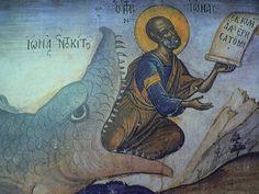 История об Ионе и ките
