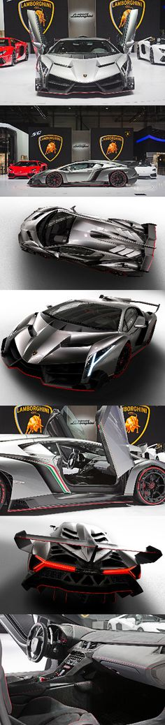 The Ultimate Batmobile!!  NEW Lambo Veneno