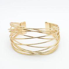 Woven bangle bracelet – Imsmistyle.
