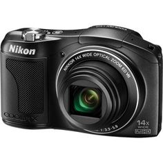 Shop Nikon Coolpix L610 16 Megapixel Digital Camera - Black online at lowest price in india and purchase various collections of Point & Shoot Digital Cameras in Nikon brand at grabmore.in the best online shopping store in india