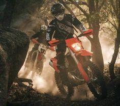 The honey-do list can wait. (at California) Trail Motorcycle, Enduro Motorcycle, Motocross Bikes, Moto Car, Biker Boys, Bike Rider, Dirtbikes, Anime Demon, Mans Best Friend