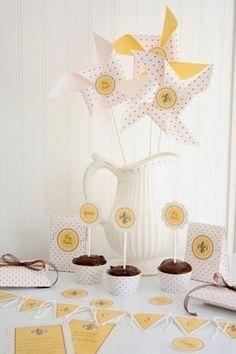 Detalles para las invitadas - Cosas de niños... ¡las mejores ideas de decoración para un Baby shower!