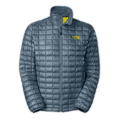 Love Northface for outdoors ... the Thermoball jacket collapses into a very small item for hassle free packing ...
