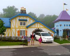 give kids the world-house where families stay we had a whole villa to ourself oshlianna had a blast