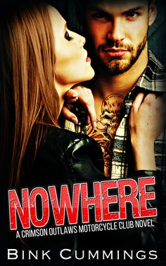 #BikerRomance !  Get your kink on with Nowhere! #FREE in #KindleUnlimited  by #BinkCummings  Amazon: http://amzn.to/2hbWgtl