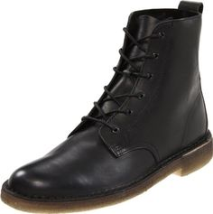 Clarks Men's Desert Mali Boot,Black Leather,11.5 M US Clarks http://www.amazon.com/dp/B004K6SB06/ref=cm_sw_r_pi_dp_Mg.Qub04H45Z7