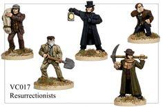 Resurrectionists - VC017