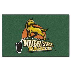 FANMATS NCAA Wright State University Ulti-Mat