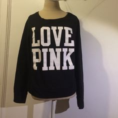 Pink vs sweater Pink vs size medium PINK Victoria's Secret Sweaters