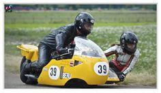 Triumph Sidecar by Dennis Kok on 500px