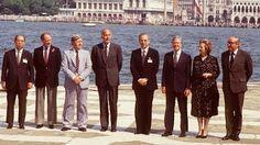 Venezia (23 giugno 1980). vertice G 7