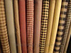 Farmhouse Primitives Homespun fabric