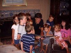 11 Photos of Mitt Romney at Leisure