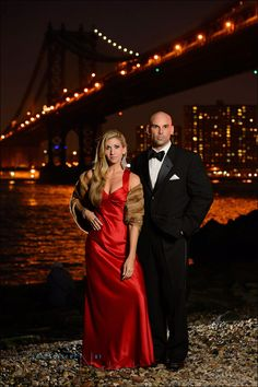evening photo session in New York - Sarah & Mark #photography