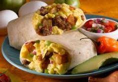 Burger King Copycat Recipes: Southwestern Breakfast Burrito