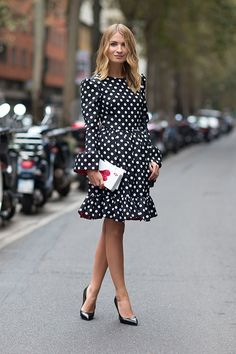 Street Style: Milan Fashion Week Spring 2014 // because Italians do it better