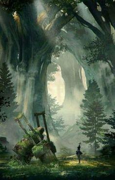 c'est un conte fantastique imaginaire d'une famille de bûcheron avec… #fantastique # Fantastique # amreading # books # wattpad