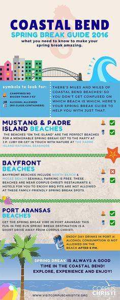 Corpus Christi beaches not impacted by Port Aransas Spring Break ordinance