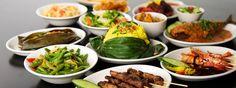Dinner menu | Kantjil & de Tijger - Indonesisch restaurant in Amsterdam // Daily open Lunch: 12:00 - 16:30 Dinner: 16:30 - 23:00