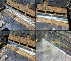 reparacion de tejado de pizarra en villaviciosa de odon Slate Roof, San Jose
