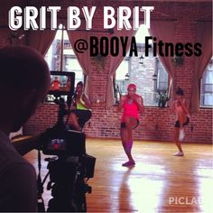 Go Behind-the-Scenes with Grit By Brit on Booya!
