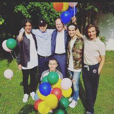 """9,070 Likes, 180 Comments - Mutasim Billah (@muttaa97) on Instagram: """"Balloon brothers"""""""