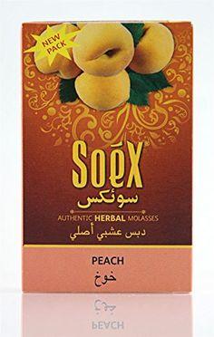 50 gr de hierbas Soex durazno Melaza Shisha de la cachimba pipa Narguile - https://complementoideal.com/producto/tienda-socios/aticulos-de-fumar/50-gr-de-hierbas-soex-durazno-melaza-shisha-de-la-cachimba-pipa-narguile/