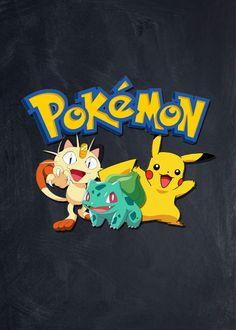 Pokemon Invitation, Pokemon Birthday Invitation, Pokemon Party, Girl Pokemon Invitation, Boy Pokemon