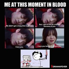Watch your favorite dramas like Blood with fewer ads with the new DramaFever Premium, now as little as $0.99/month!