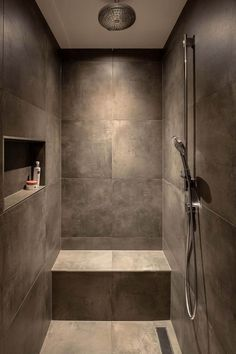 Dreaming of an extravagance or designer master bathroom? We've gathered together plenty of gorgeous master bathroom suggestions for small or large budgets, including baths, showers, sinks and basins, plus master bathroom decor ideas. Bathroom Design Luxury, Bathroom Layout, Modern Bathroom Design, Small Bathroom, Bathroom Designs, Brown Bathroom Tiles, Luxury Bathtub, Relaxing Bathroom, Bathroom Taps