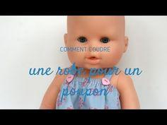 Je vous ai dit que ma petite dernière avait reçu une nouvelle poupée? J'avance …