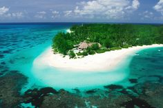 Seychelles, lagon
