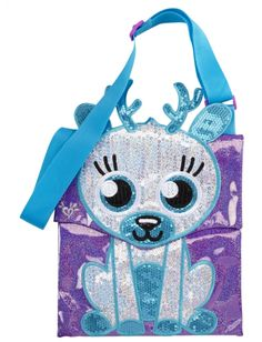 Reindeer Critter Crossbody Bag   Girls Fashion Bags & Totes Accessories   Shop Justice