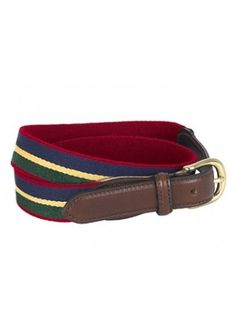 Ralph Lauren Style Belt - Smart Turnout