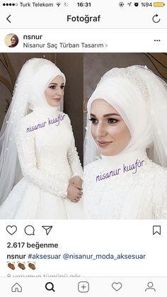 Muslim Wedding Gown, Muslimah Wedding Dress, Muslim Wedding Dresses, Muslim Brides, Wedding Hijab, Bridal Wedding Dresses, Bridal Hijab, Hijab Bride, Headgear
