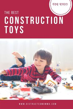 Toys construction toys of the year Creative Toys For Kids, Gifts For Kids, Kids And Parenting, Parenting Hacks, Construction Toys For Toddlers, Toddler Toys, Kids Toys, Time Kids, Family Traditions