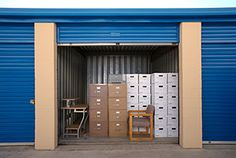 Organizing your self-storage unit efficiently takes time and consideration, but it's well worth the effort. Here are some tips to help you get started.