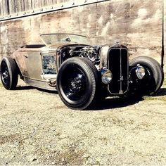 Vintage Kustom Motoring