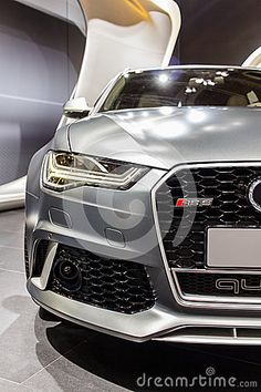 New Audi RS6 Front Abstract - Download From Over 32 Million High Quality Stock Photos, Images, Vectors. Sign up for FREE today. Image: 54065302