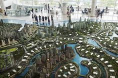 $100 Billion Chinese-Made City Near Singapore 'Scares the Hell Out of Everybody' | The Forest City project will span four artificial islands.