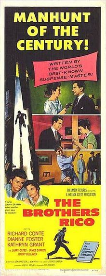 The Brothers Rico (1957 film)