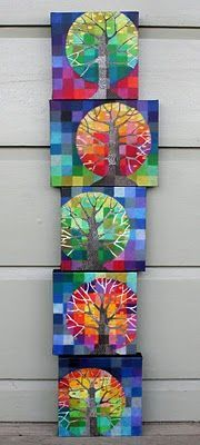 This is just too cool! art by Australian Loretta Grayson, aka Rett
