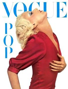 Donna Jordan, Vogue cover 1970s