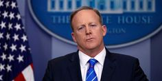 White House spokesman called a news site a 'left-wing blog' — and the news site fired back