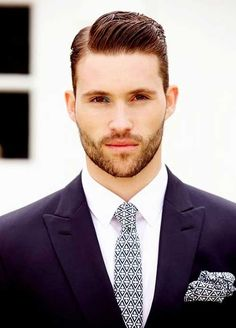 10.Mens Business Hairstyle