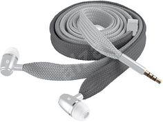 Sluchátka s mikrofonem Trust Urban Revolt Lace - šedé