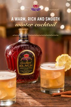 Discover the superior quality of Crown Royal Canadian whisky. Learn about our history, explore drink recipes and more. Whiskey Drinks, Cocktail Drinks, Fun Drinks, Yummy Drinks, Cocktail Recipes, Alcoholic Drinks, Whisky Sour Recipe, Crown Royal Drinks, Sour Foods