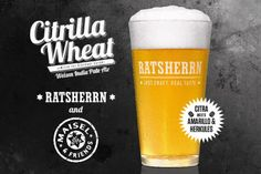 "Ratsherrn x Maisel & Friends ""Citrilla"" Wheat IPA"